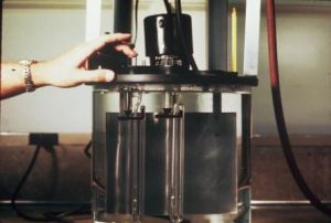 Pic-7 Viscosity test of bitumen