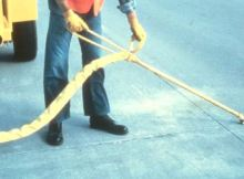 Contraction joint in concrete - what why & how