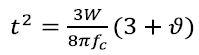 Equation bottom plug