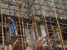 scaffolds-safety at construction