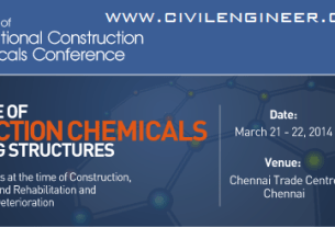 C3-3rd International Construction Chemicals Conference