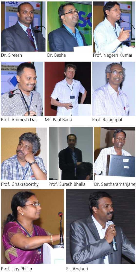 asce india section speakers photo2