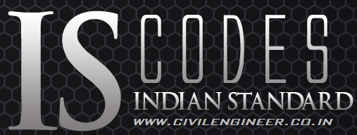 list of is codes indian standards
