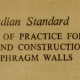IS-9556 -1980 INDIAN STANDARD CODE OF PRACTICE FOR DESIGN AND CONSTRUCTION OF DIAPHRAGM WALLS