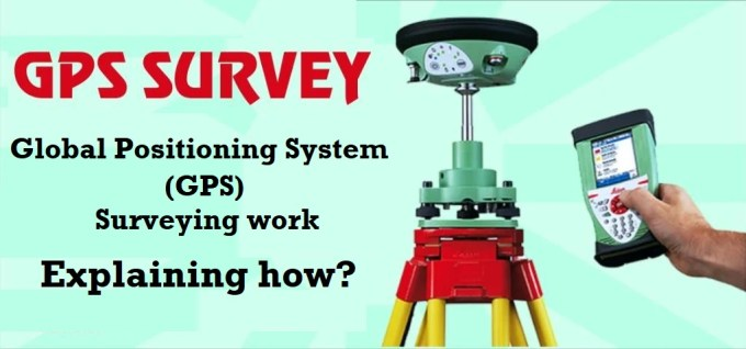 GPS and Surveying work