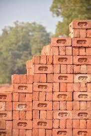 Reclaimed Red Bricks 23 x 11 x 7cm