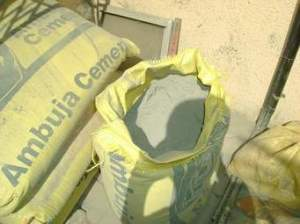 Ordinary portland cement and its composition