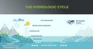 Hydrology & Hydrological Cycle