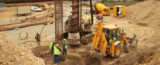 Image result for civil engineer geotechnical