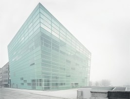 Advance Steel Project: ARS Electronica Center