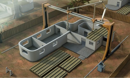 Future of 3d printing building technology in construction