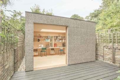 cork as green building material