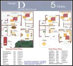 27 Marla house Plans - Civil Engineers PK | tile | home design 5 marla