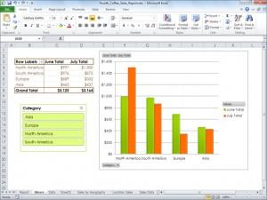 Excel Video tutorials 2010