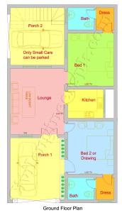 New 5 Marla House Plan