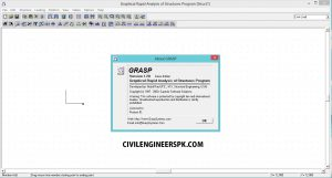 Graphical Rapid Analysis of Structures Program (GRASP)