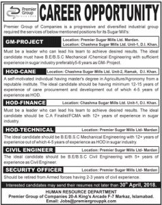 Sunday Jobs Civilengineerspk 15-4-2018