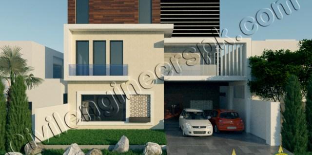 10 Marla House Three storeys
