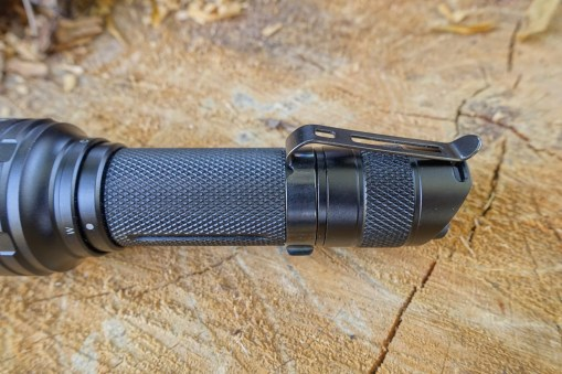 Fenix TK25 R&B Flashlight Review CivilGear 106