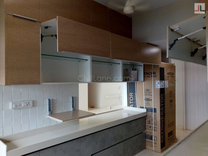 Kitchen Loft Storage Ideas