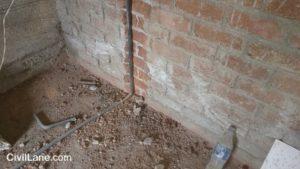 Brick wall making rates material and labour mumbai