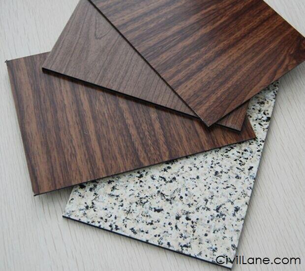 ACP Sheet bathroom false ceiling material alternative