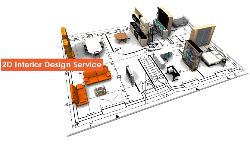 Exceptional 2D Design Service :