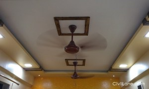 False Ceiling Cost Advantages