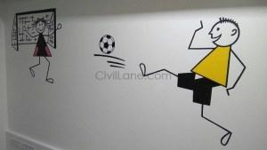 Kidsroom Wall Painting Ideas