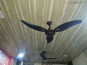 PVC False Ceiling And Wall Panel Advantages
