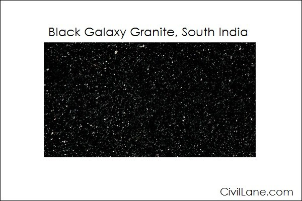 Top 5 Black Galaxy Granite Mined From South India