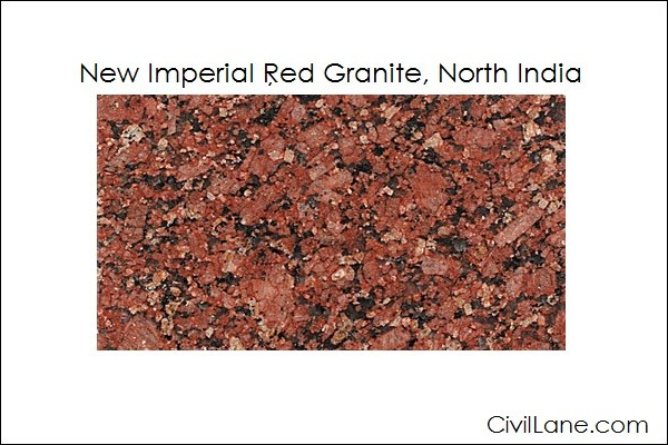 Top 5 New Imperial Red Granite Mined From North India