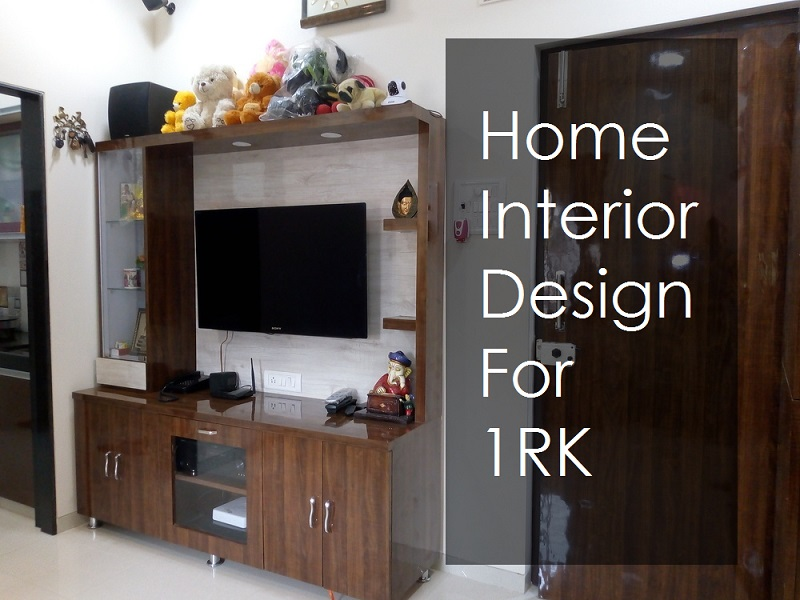 Home Interior Design For 1RK Byculla Mumbai