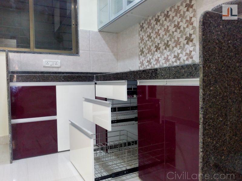 Modular Kitchen Design Lonavala