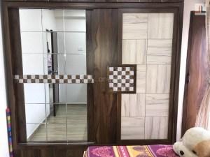 Mosaic Tiles Highlighter Wardrobe Design Ideas