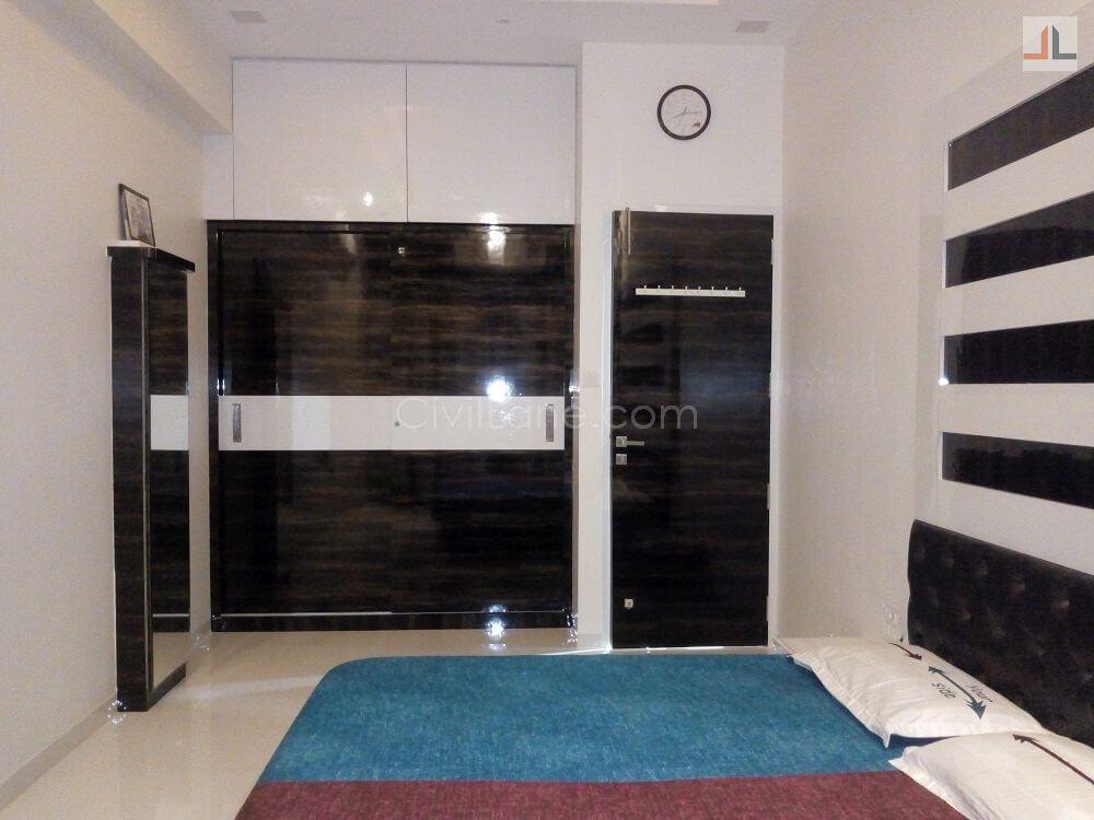 Carpentry Made Sliding Wardrobe Design Master Bedroom