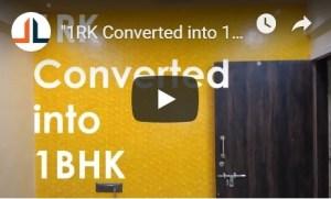 1RK Converted Into 1BHK CivilLane