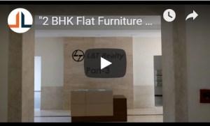 2BHK Furniture Design Mumbai Part-3