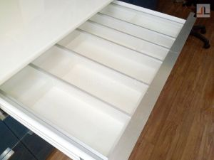 Hafele Removable Cutley Tray White Color
