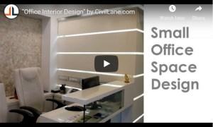 Small office interior design Mumbai