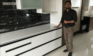 Modular Kitchen Cost Hindi