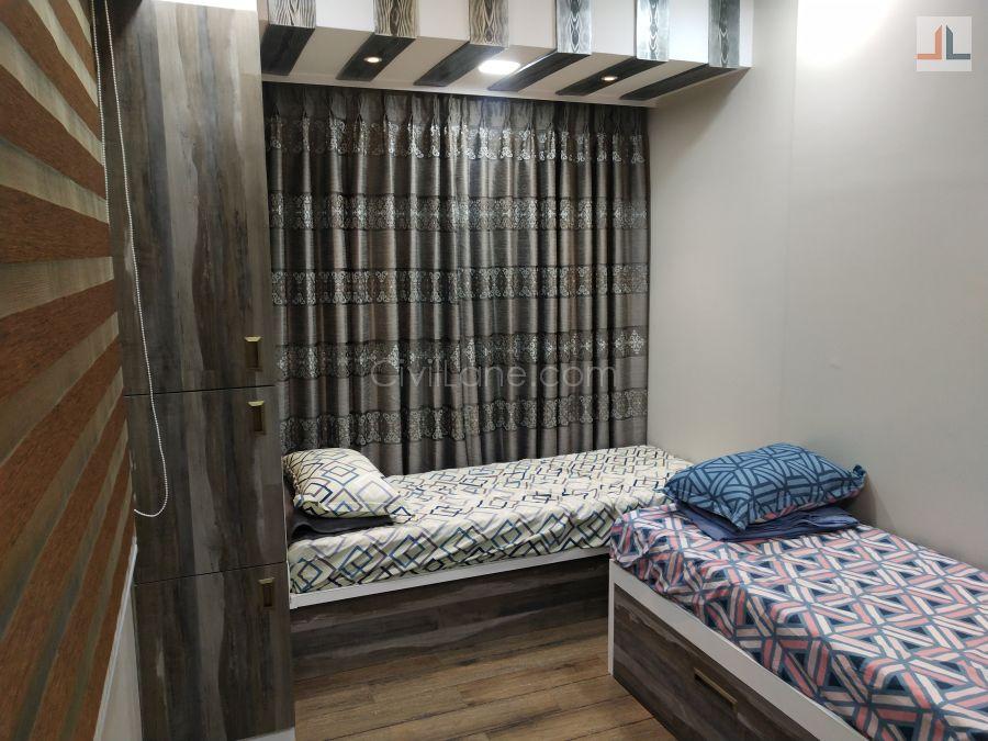 Small bedroom single bed designs