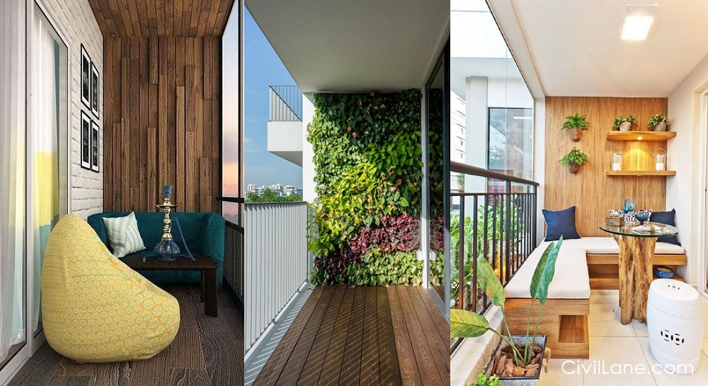 Balcony Decor and Design Ideas For Your Home