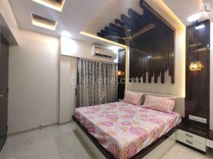 Modern Bed Design With Panelling Master Bedroom CivilLane dot com