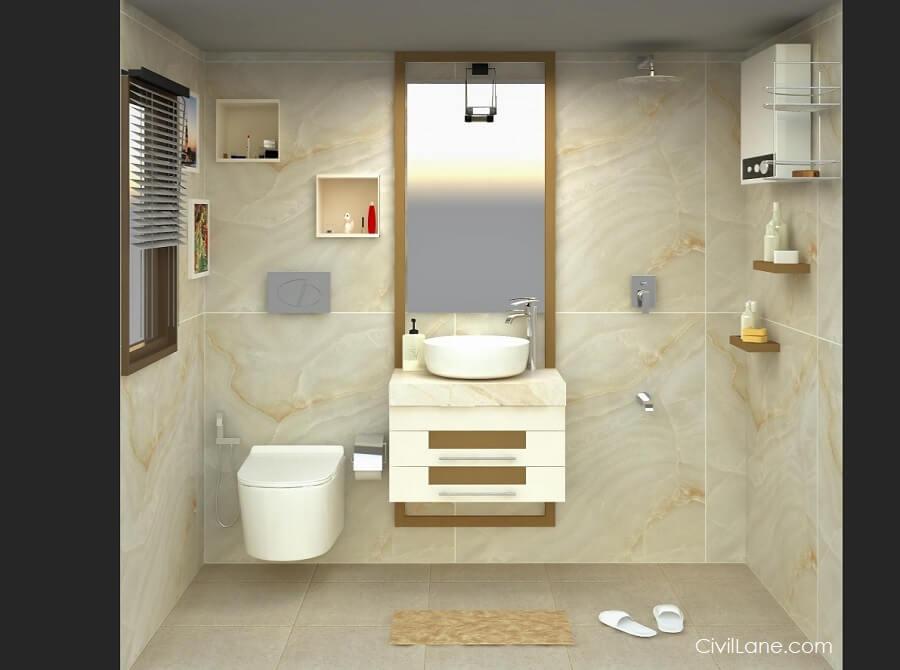 Useful Tips On Small Bathroom Hacks