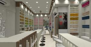 Retail Garment Shop 3D Interior Design (1)