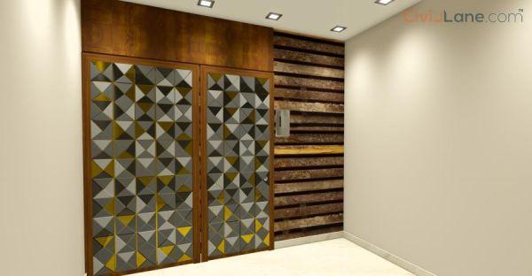 Safety Door Design 906SFPG-1