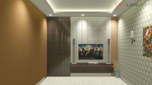 TV Unit Design 9-5 Feet 10515MR-1