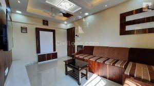 Original Photo 1BHK Living Room Matunga Mumbai 2020