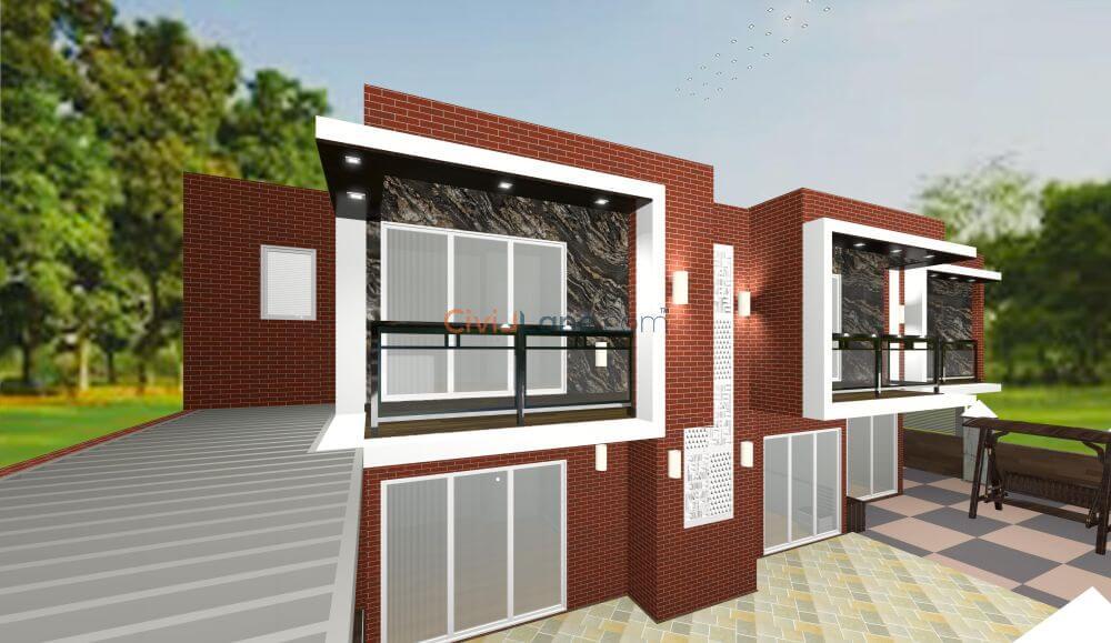 Bungalow Exterior Design CivilLane